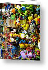 Toy Story Greeting Card by Robert Boyette