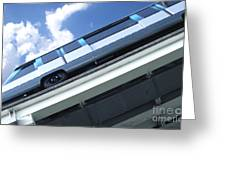 Train Greeting Card by Blink Images