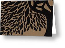 Tree Of Life Greeting Card by HD Connelly