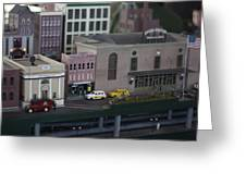Union Station Greeting Card by Kevin  Sherf