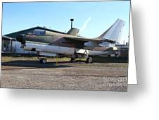 Us Fighter Jet Plane . 7d11239 Greeting Card by Wingsdomain Art and Photography