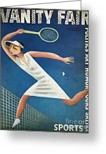 Vanity Fair, 1932 Greeting Card by Granger