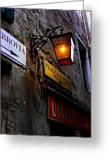 Venice-17 Greeting Card by Valeriy Mavlo