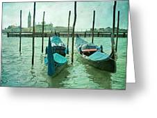 Venice Greeting Card by Paul Grand