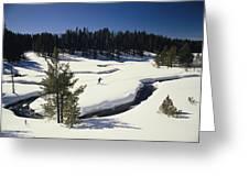 Virginia Creek, With A Cross-country Greeting Card by Raymond Gehman