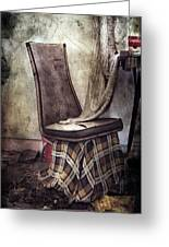 Waiting For Soup Greeting Card by JC Photography and Art