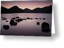 Wastwater 3.30am Greeting Card by Stewart Smith