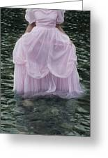 Water Bride Greeting Card by Joana Kruse