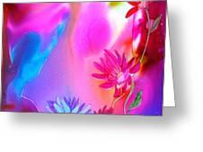 Water Lillies Greeting Card by Joyce Auteri