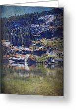What Lies Before Me Greeting Card by Laurie Search