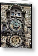 What Time Is It Greeting Card by Jason Wolters