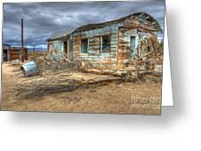 When Dreams End Greeting Card by Bob Christopher