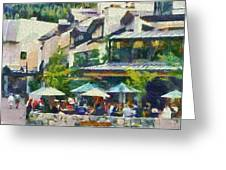 Whistler Two Greeting Card by Dale Stillman