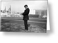 William Dinneen 1910 Greeting Card by Stefan Kuhn