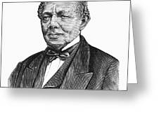 William Whipper Greeting Card by Granger