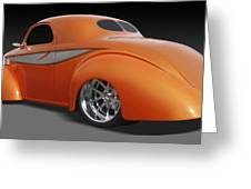 Willys Greeting Card by Mike McGlothlen