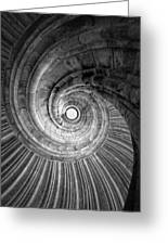 Winding Staircase Greeting Card by Falko Follert