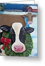 Winter Wonderland Greeting Card by Laura Carey