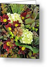 Woodland Glory Greeting Card by Jan Amiss Photography