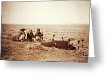Yebichai Sweat, 1905 Greeting Card by Photo Researchers