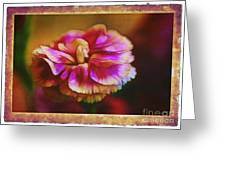 Yesterday Greeting Card by Judi Bagwell