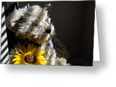 You Are My Sunshine Greeting Card by Lynnette Johns