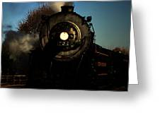 You can hear the whistle blow a hundred miles   Greeting Card by Steven  Digman