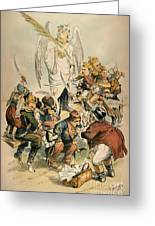 Otto Von Bismarck Greeting Card by Granger