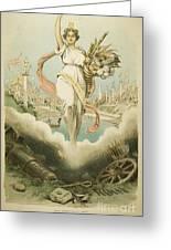 Atlanta Exposition, 1895 Greeting Card by Granger