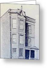 Chicago Apartment Greeting Card by Stan Hamilton