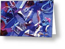 Drug Abuse Greeting Card by Tek Image