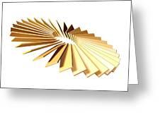 Illusion Of Progress Greeting Card by Grzegorz Matuszewski