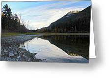 Marble Canyon British Columbia Greeting Card by Pierre Leclerc Photography