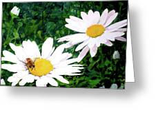 Nectar For Breakfast Greeting Card by Dale Ziegler