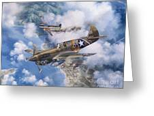 One Off At Darwin Greeting Card by Randy Green
