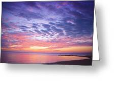Sunrise 3 Greeting Card by Glenn Gemmell