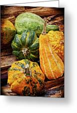 Vegetable Greeting Card by Angela Doelling AD DESIGN Photo and PhotoArt