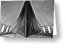 Vikingship Greeting Card by A A