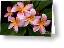 Wailua Sweet Love Greeting Card by Sharon Mau