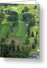 10th Hole Sunnybrook Golf Club 398 Stenton Avenue Plymouth Meeting Pa 19462 1243 Greeting Card by Duncan Pearson