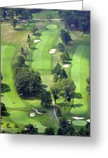 11th Hole Sunnybrook Golf Club 398 Stenton Avenue Plymouth Meeting Pa 19462 1243 Greeting Card by Duncan Pearson