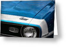 1968 Chevy Camaro SS 396 Greeting Card by Gordon Dean II