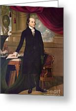 John Jay (1745-1829) Greeting Card by Granger