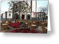 Ponta Delgada - Azores Greeting Card by Gaspar Avila