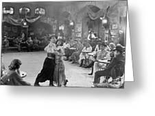 Rudolph Valentino Greeting Card by Granger