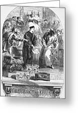 Merchant Of Venice Greeting Card by Granger