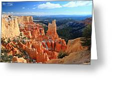 Paria Point In Bryce Canyon Greeting Card by Pierre Leclerc Photography