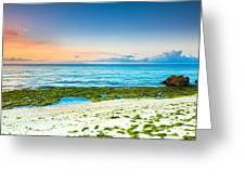 Sunrise Greeting Card by MotHaiBaPhoto Prints