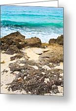 Seascape Greeting Card by MotHaiBaPhoto Prints