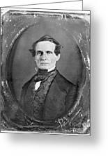 Jefferson Davis Greeting Card by Granger